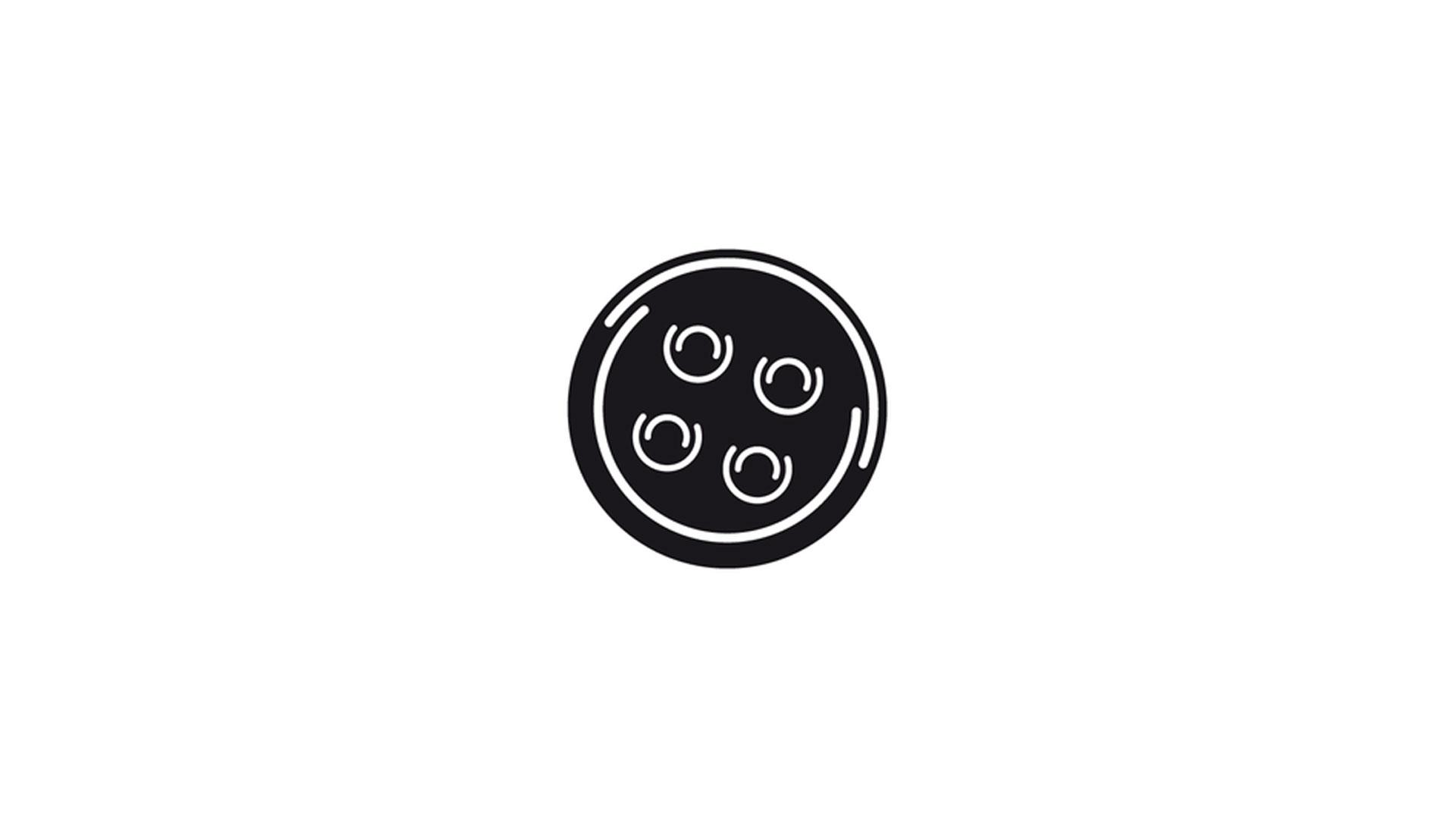 """Logo für das Restaurant """"Bogärtchen"""""""