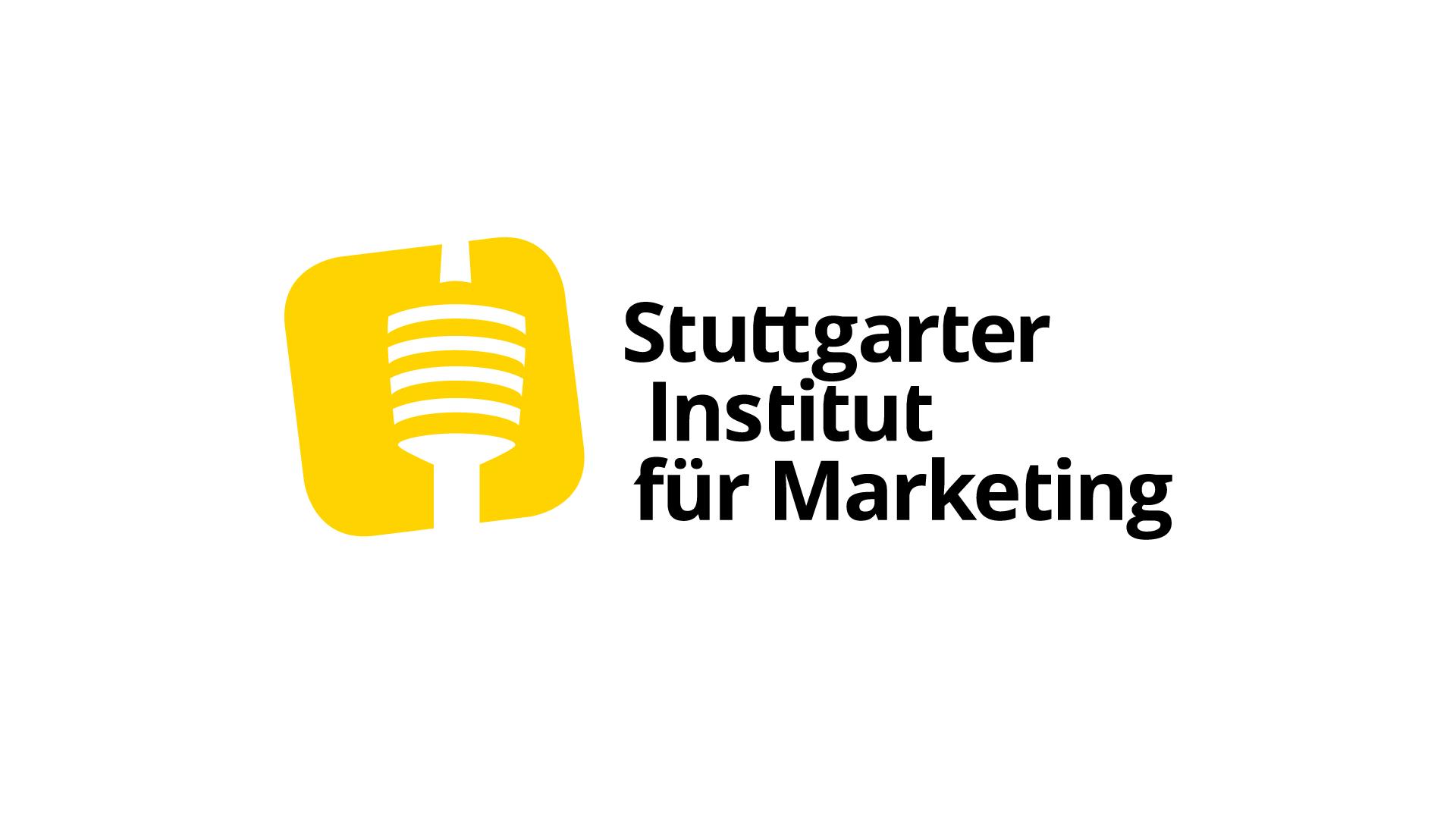 Stuttgarter Institut für Marketing, Logo, Geschäftspapiere