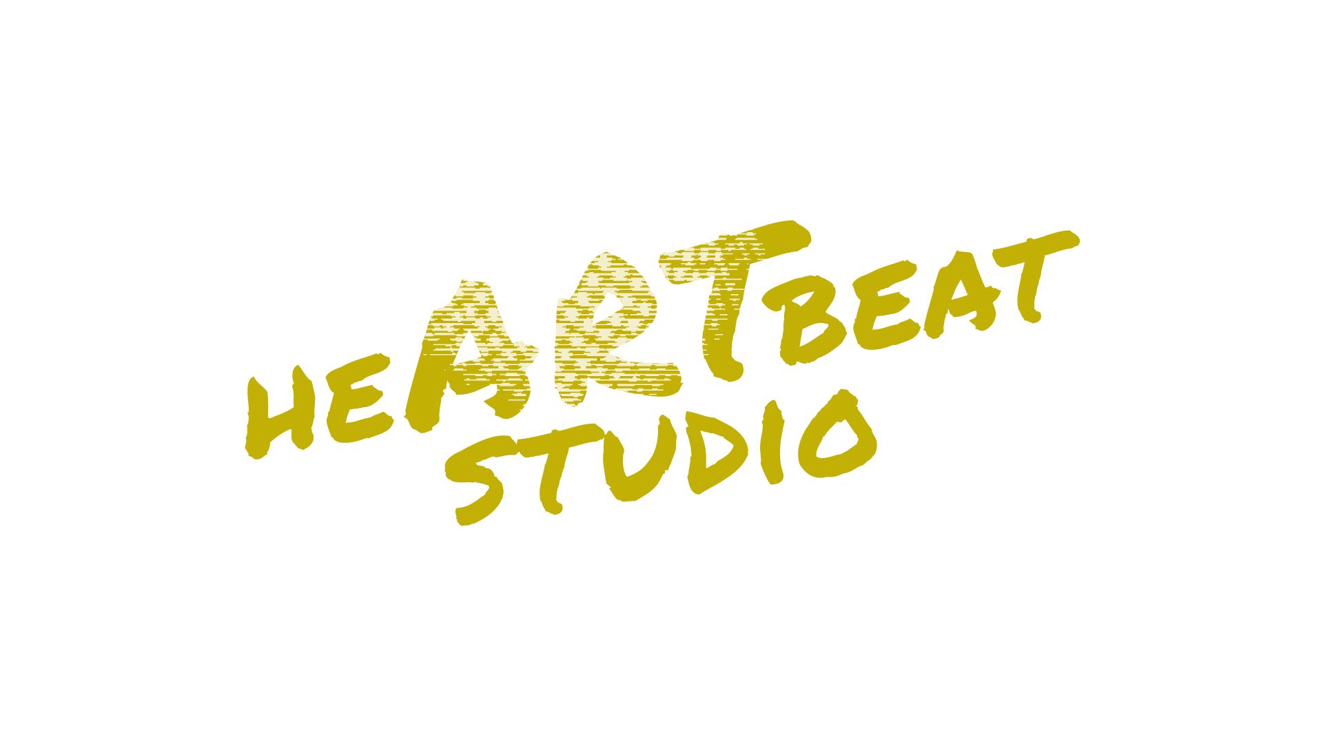 Logo heARTbeat Studio Mannheim