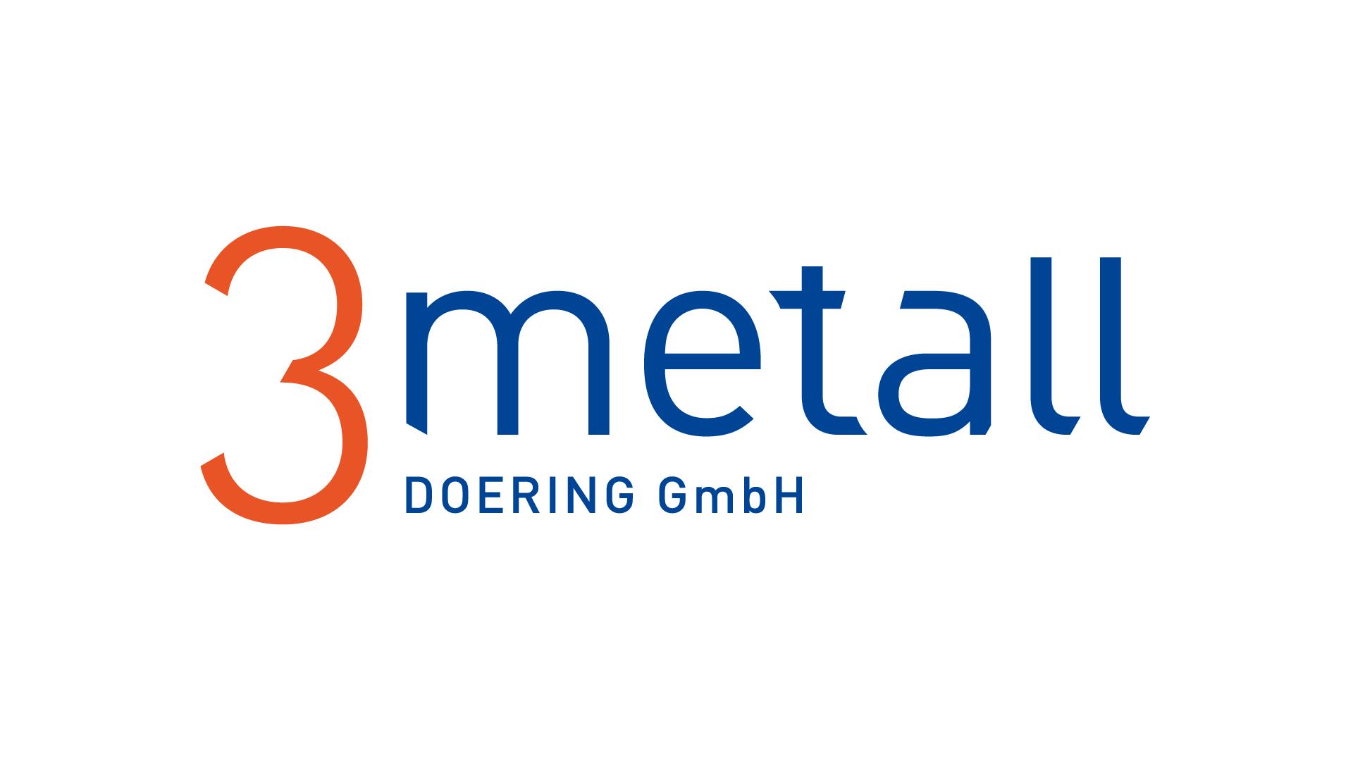 3metall, Karlsruhe/Stutensee Logo, Geschäftspapiere, Imagebroschüre