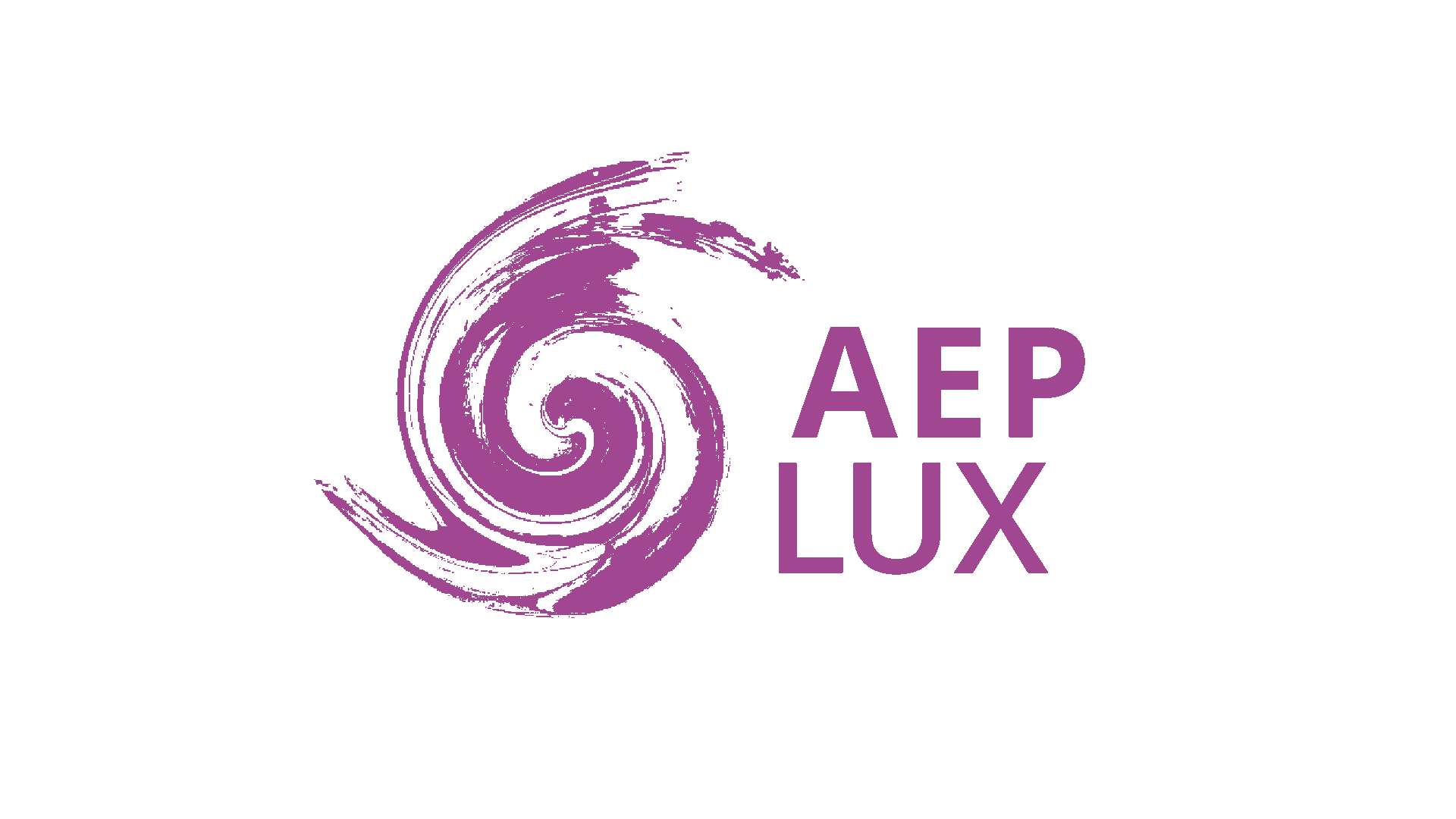 AEP LUX, Luxemburg Logo, Geschäftspapiere, Imageflyer