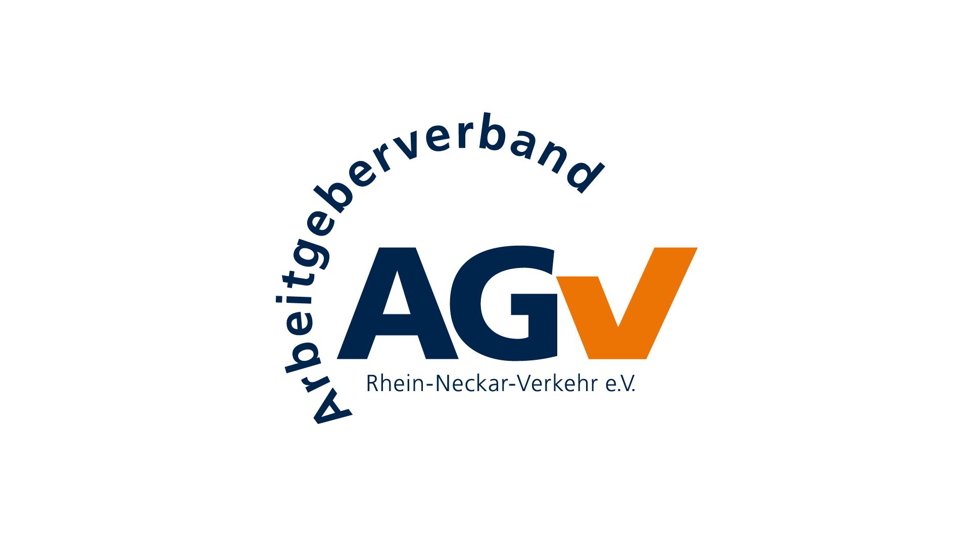 AGV, RNV GmbH, Logo, Geschäftspapiere