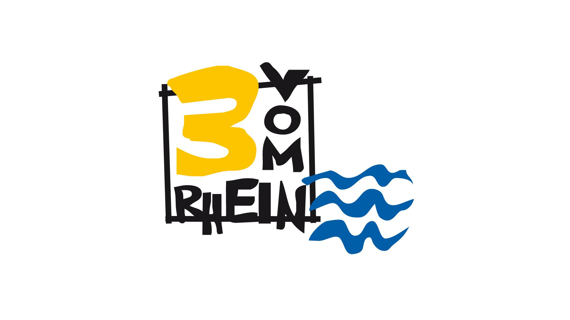 3 vom Rhein, Köln Bandlogo, Musik CD
