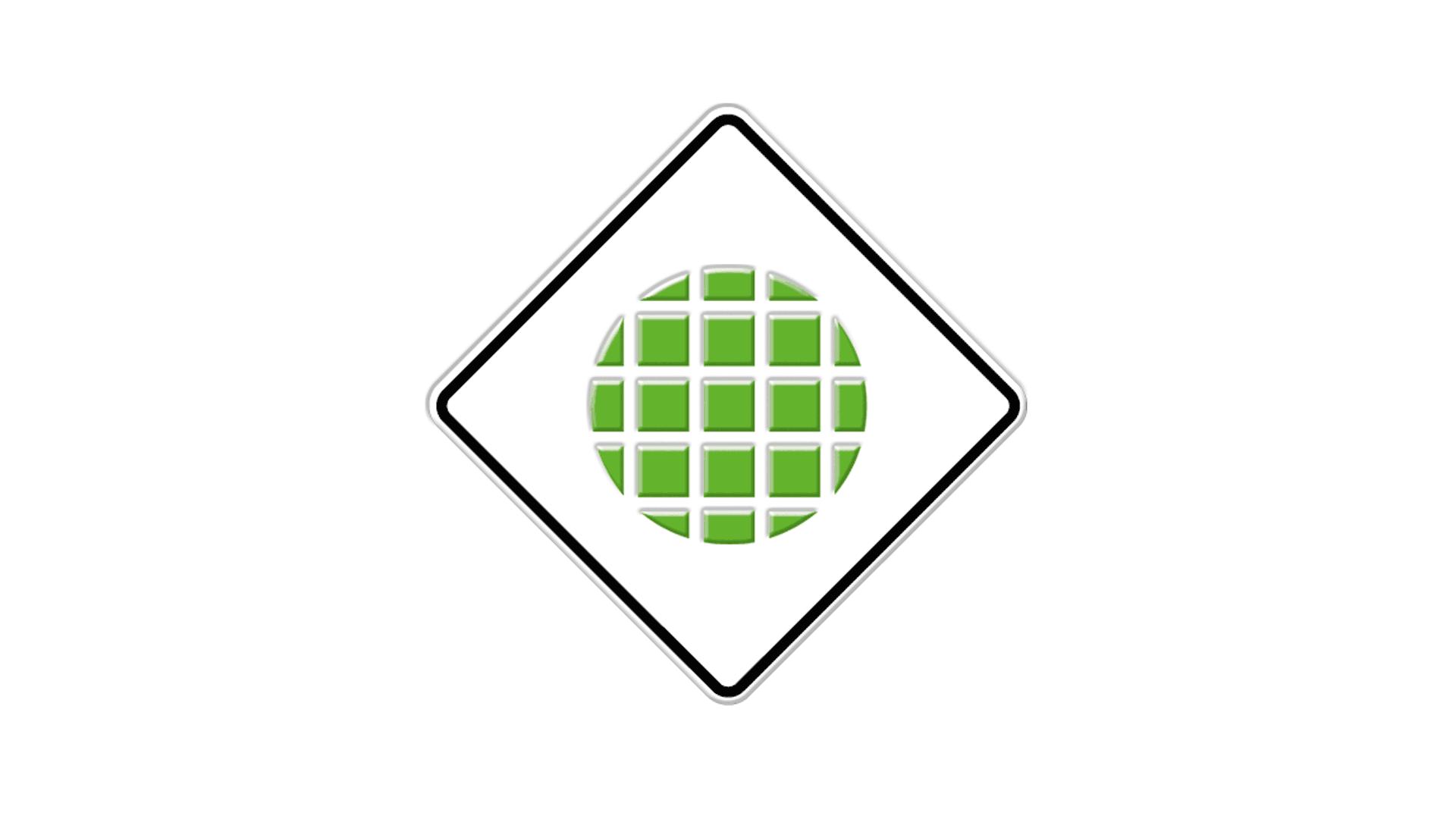 Fachbereich Strasse + Grün, Stadt Mannheim, Logo, Plakate