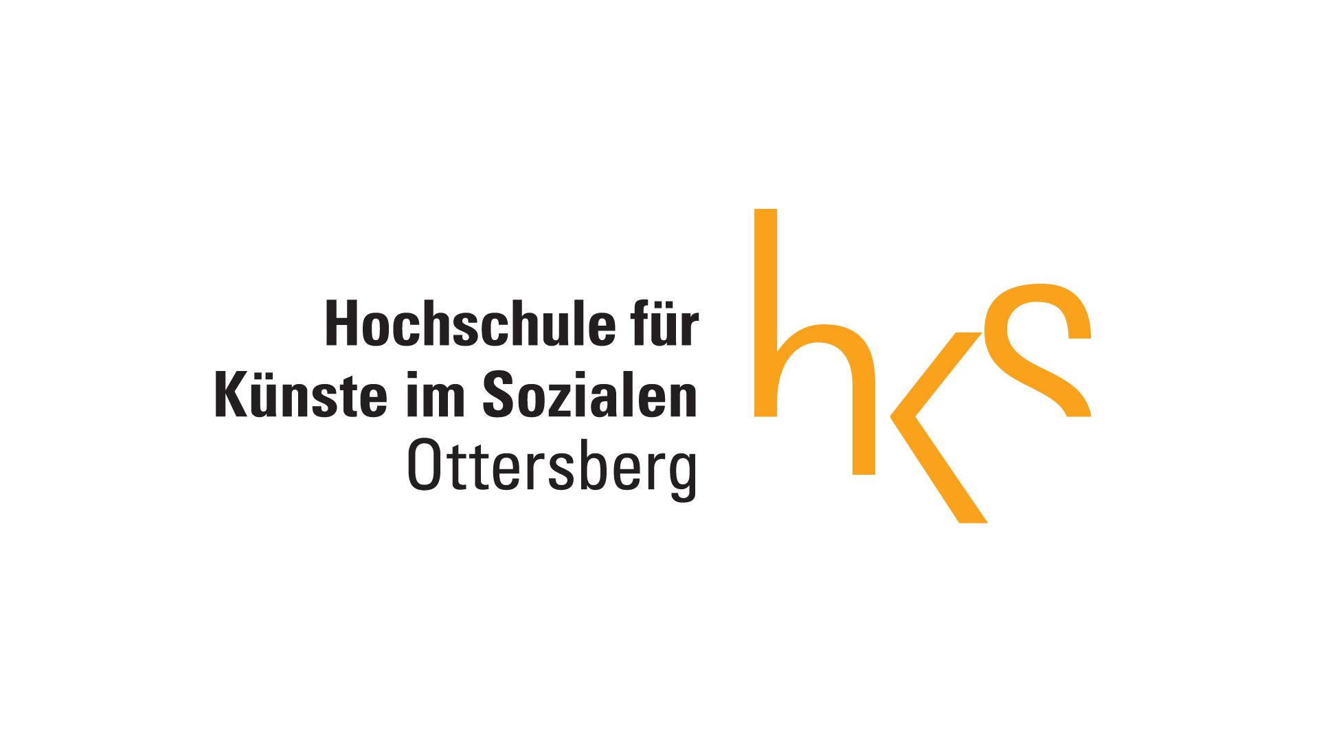 Hochschule für Künste im Sozialen, Ottersberg Logo, Corporate Design Handbuch