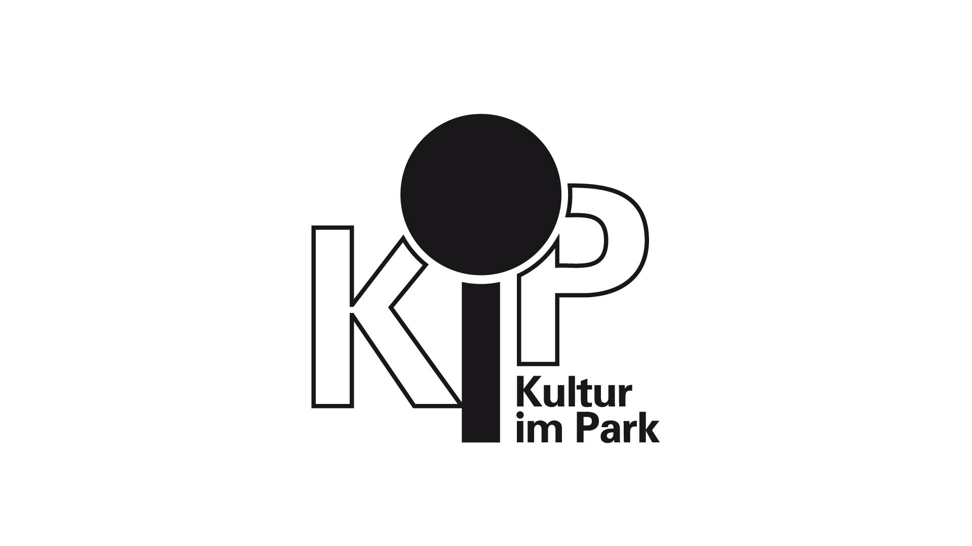 Kultur im Park, Mannheim Logo, Flyer, Veranstaltungsplakate