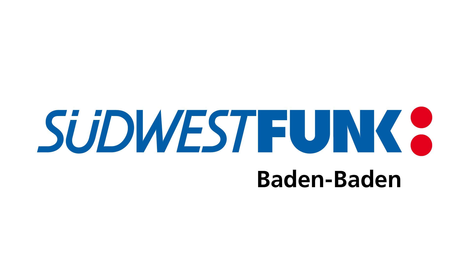 Südwestfunk Baden-Baden Logo, Corporate Design Handbuch