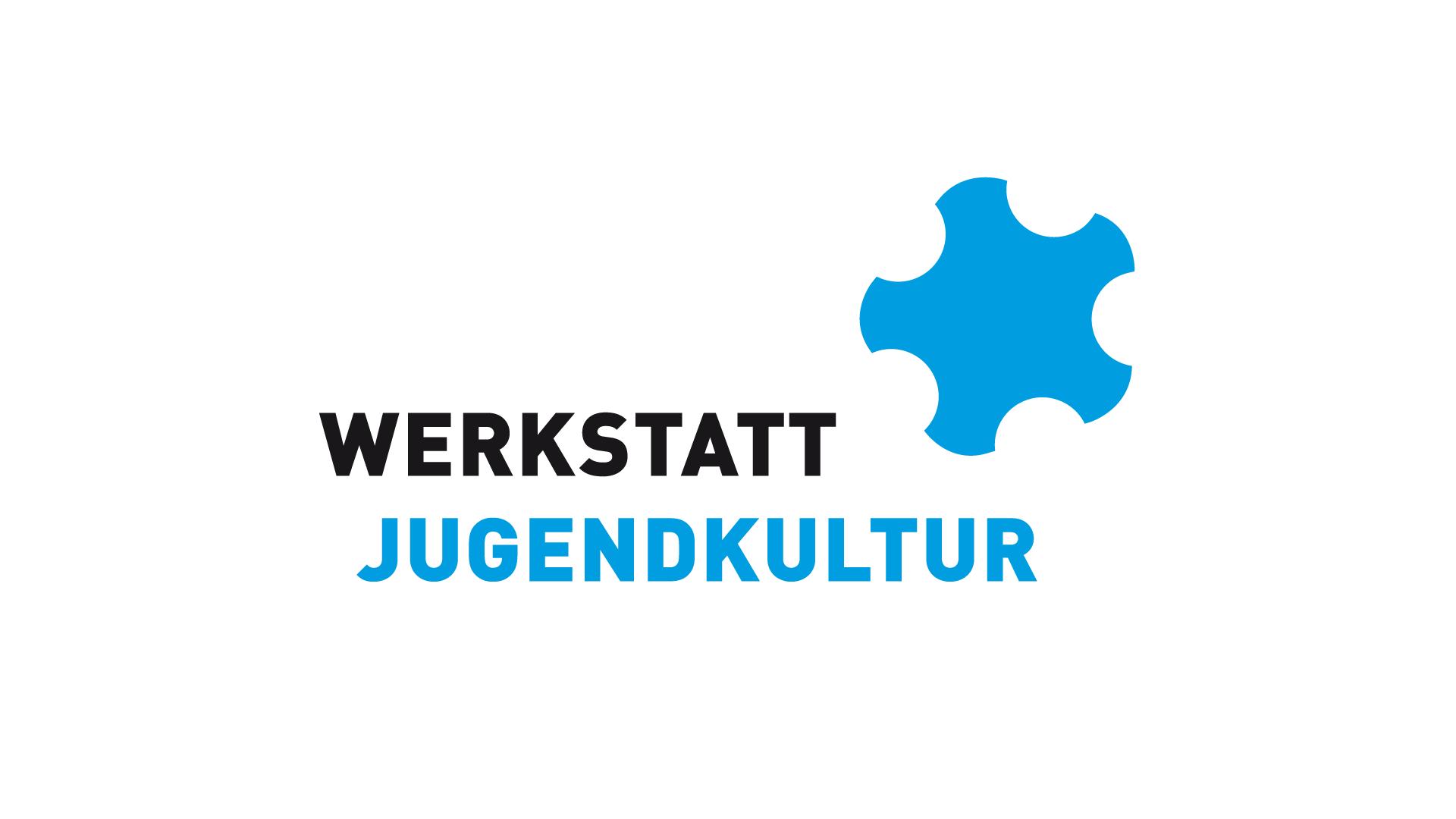 Werkstatt Jugendkultur Logo, Flyer, Plakate