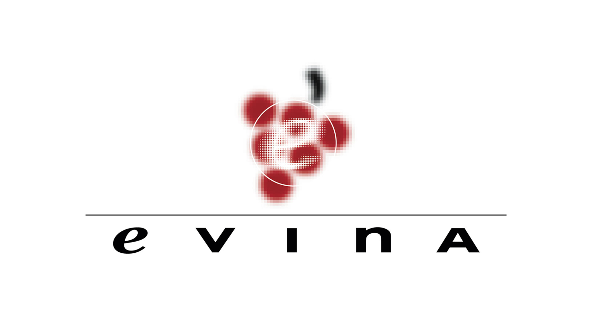 evina, online-Weinhandel Logo, Geschäftspapiere