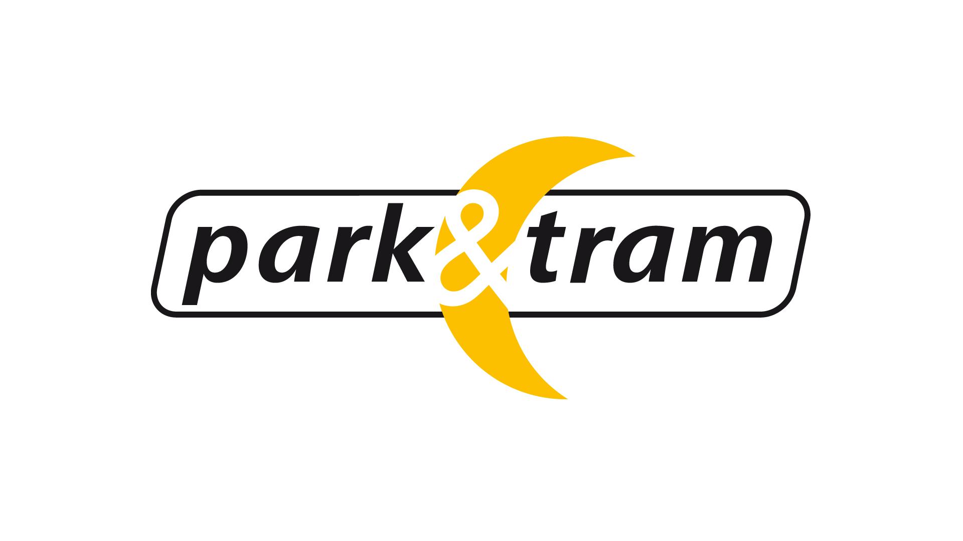 Park & Tram, RNV GmbH Logo, Infoflyer, Plakat