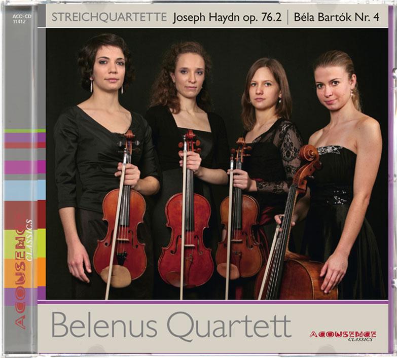 Belenus Quartet ACOUSENCE