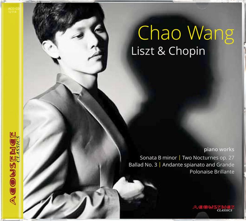 Chao Wang ACOUSENCE