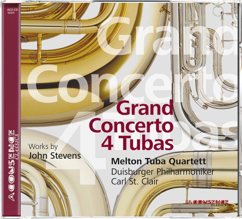 Melton Tuba Quartett ACOUSENCE