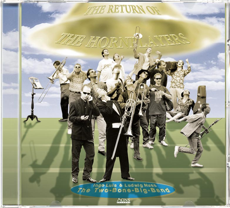The Two Bone Big Band MONS RECORDS