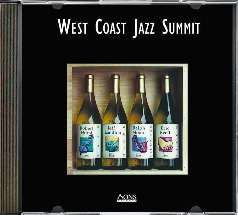 West Coast Jazz MONS RECORDS