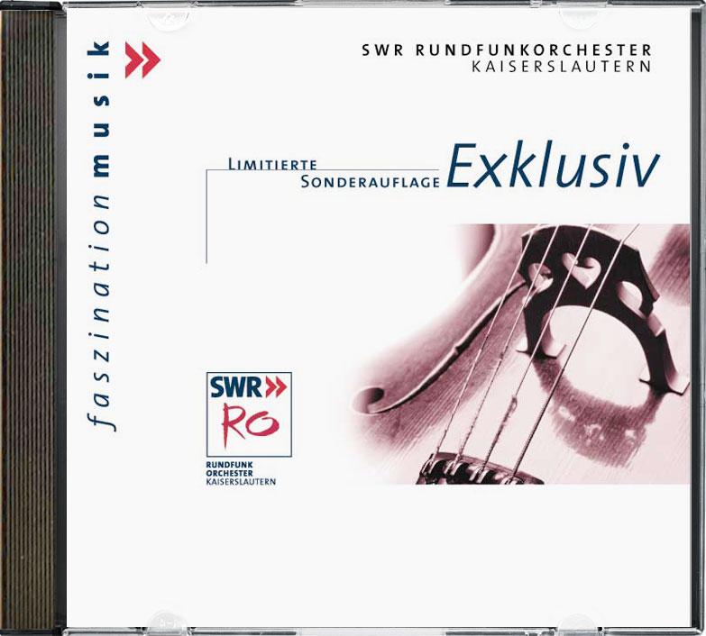 CD SWR Rundfunkorchester Kaiserslautern