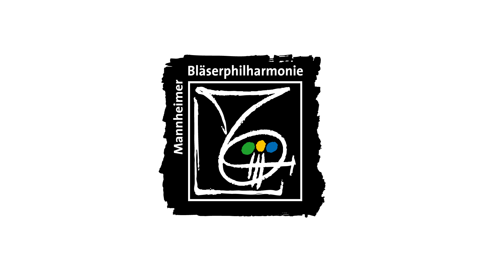 Sinfonisches Jugendblasorchester Mannheim (MBP) Logo, Corporate Design, Flyer, Plakate, Broschüren, Musik CDs