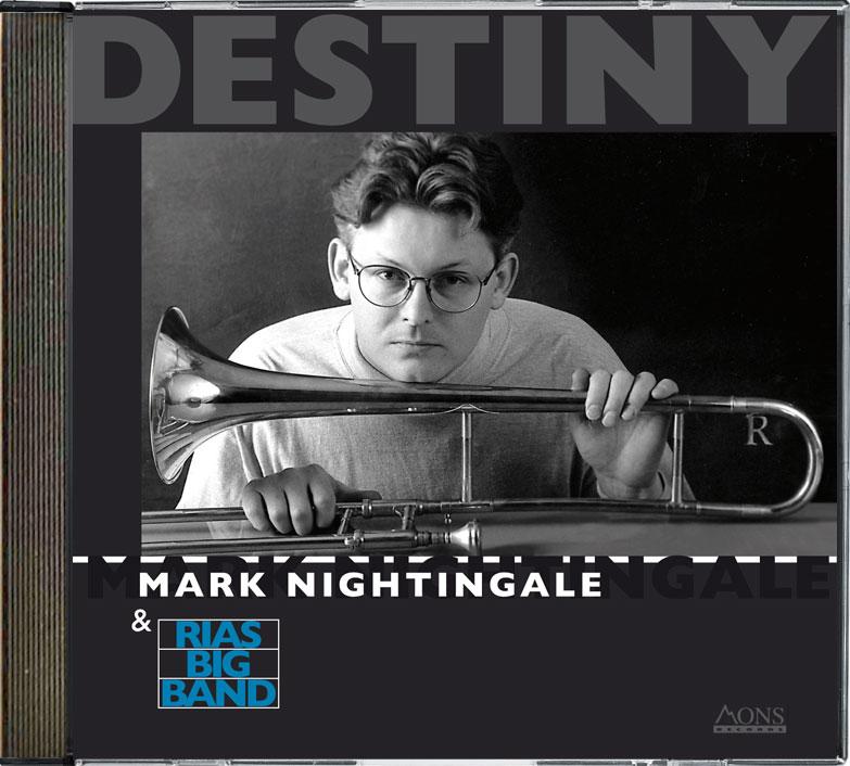 CD Destiny, Mark Nightingale & Rias Big Band, MONS RECORDS
