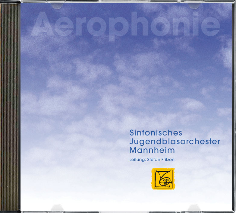 Aerophonie, SJBO (Sinfonisches Jugendblasorchester Mannheim), MONS RECORDS