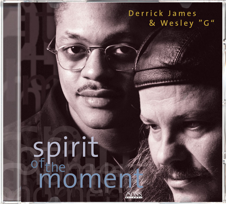 "Derrick James + Wesley ""G"" MONS RECORDS"