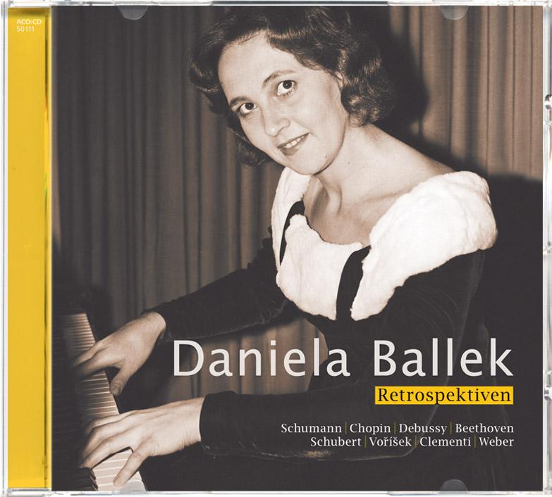 Daniela Ballek, Retrospektiven, ACOUSENCE
