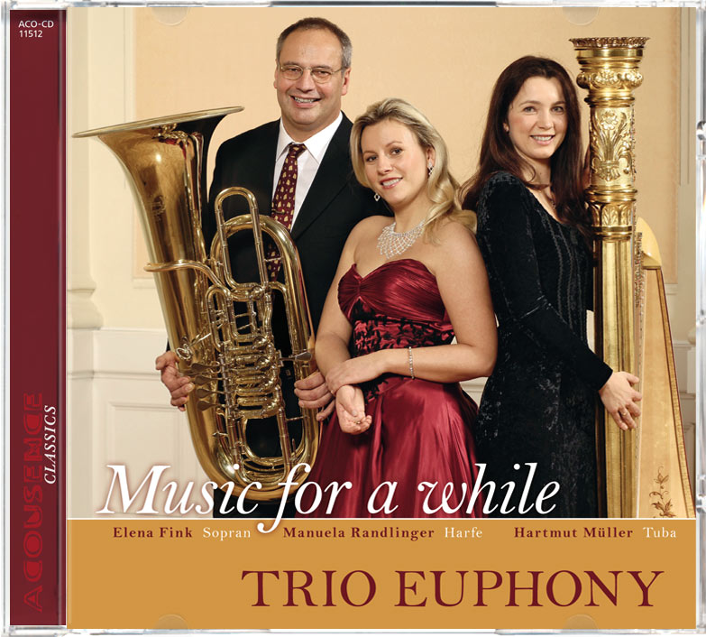 Trio Euphony, Musik for a while, ACOUSENCE