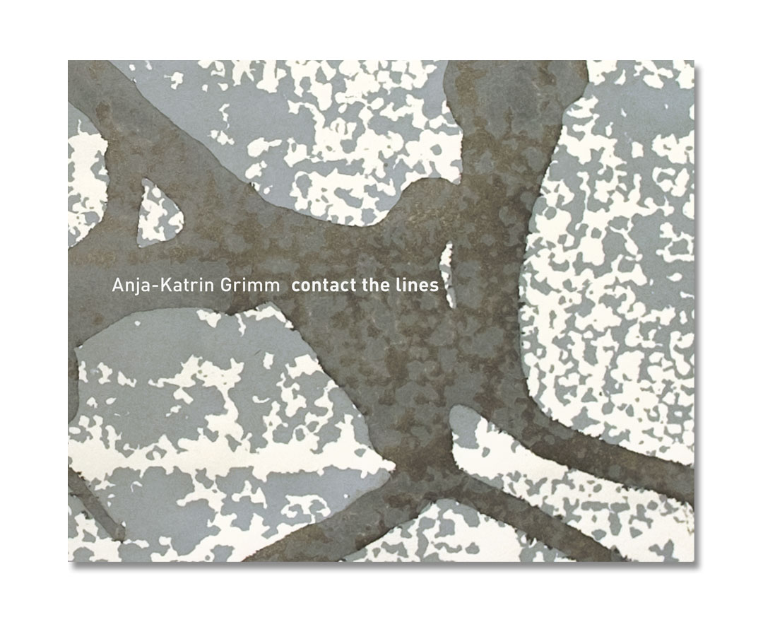 Katalog der Künstlerin Anja-Kathrin Grimm