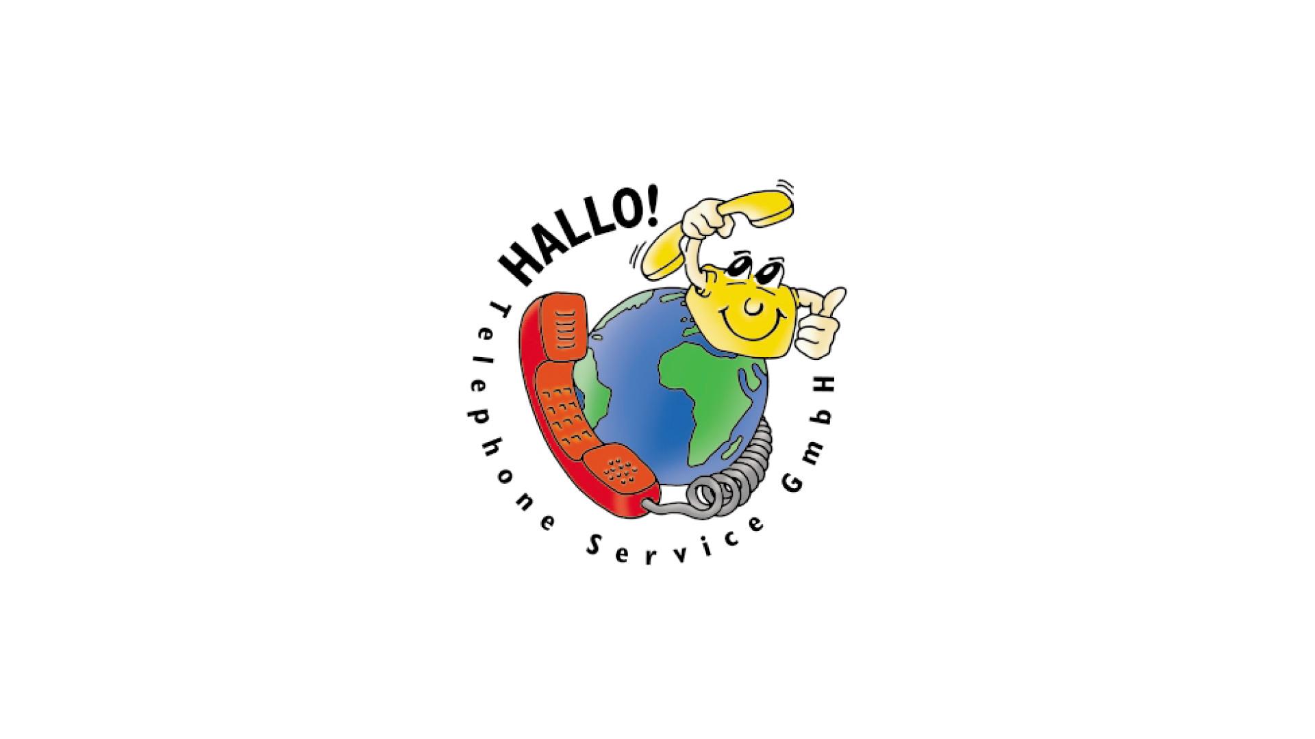 Logo für eine Telefongesellschaft