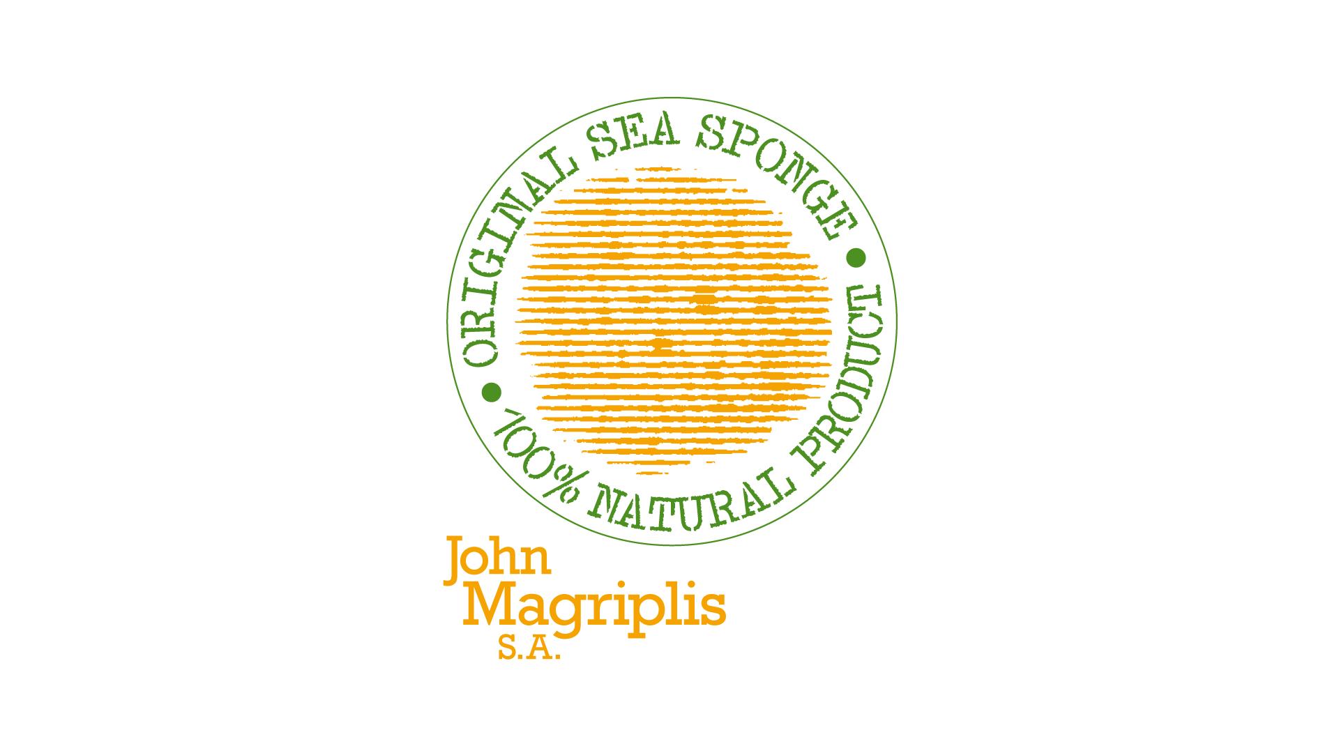 Logo für die Firma John Magriplis S.A., Griechenland
